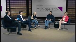 Debat electoral: Vallromanes