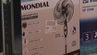 La calor i les vendes d'aires condicionats