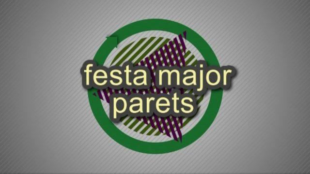 Festa Major Parets 2016