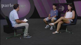 Parlem-ne: José M. Aguilera i Mònica Utrillas, del CF Mollet UE