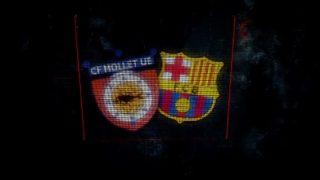El Partit: Lliga Nacional Juvenil CF Mollet UE- FC Barcelona B (2a. part)