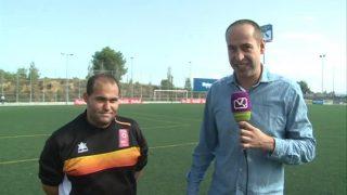 El Partit: Lliga Nacional Juvenil CF Mollet UE- FC Barcelona B (1a. part)