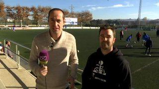 El partit (futbol, 3a catalana): CF Parets- UE Lourdes (1a. part)