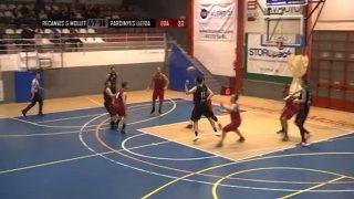 El Partit. Bàsquet, lliga EBA: Recanvis Gaudí Mollet- CB Pardinyes (II part)