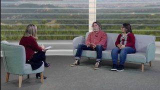 Parlem-ne: Arrel verda, de Vallromanes