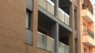 Ocupen pisos nous de forma il·legal a La Llagosta