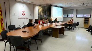 Les xarxes socials i la seva influència han centrat el debat de la taula rodona que ha organitzat l'Ajuntament de Montornès