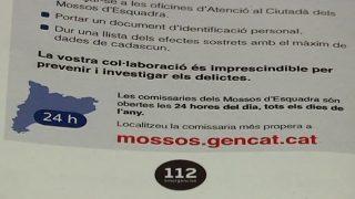 Consells de seguretat a Vallromanes