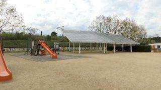 Es posa en marxa la instal·lació solar d'autoconsum de l'Escola Sant Jordi de Mollet
