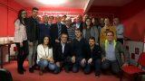 Nova executiva de l'agrupació local del PSC de Montmeló