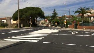Obres de millora als principals carrers de Martorelles