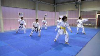 Nou medalles al campionat d'Espanya infantil pel Club Karate Martorelles