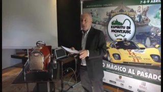 El Circuit de Montmeló es prepara per acollir l'Esperit de Montjuic