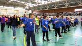 Trobada d'activitat física per a gent gran a Parets