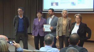 Tres ajuntaments del Baix Vallès reben el segell Infoparticipa en reconeixement a la seva transparència