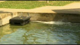 La bassa i la font del parc La Linera de Parets ja estan de nou en funcionament