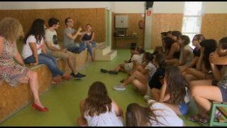 Cristóbal Garrido fa un taller al Casal de Vallromanes