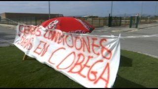 16 treballadors de les sitges de Coca-Cola en vaga indefinida