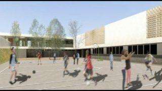 La nova escola Palau d'Ametlla de Montornès ja té forma