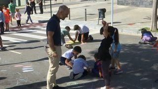 Les escoles de Parets se sumen a la celebració de la Setmana de la Mobilitat Sostenible i Segura