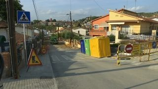 Canvis en la recollida porta a porta al barri de Can Sunyer de Martorelles