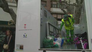 L'Ajuntament de Mollet fomenta les actuacions per reduir la generació de residus