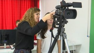 L'escola Sant Gervasi crea la seva pròpia televisió