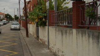 Els veïns del barri de Lourdes decidiran sobre les seves voreres