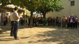 Martorelles es concentra en rebuig a les detencions de Sànchez i Cuixart