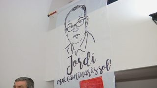 El ple de Parets demana l'alliberament del conseller cessat Jordi Turull