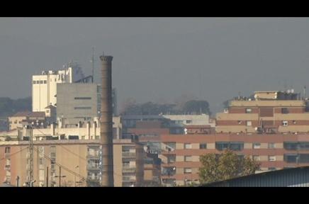 El Baix Vallès viu un episodi d'alta contaminació