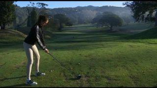 La jugadora de golf Marina Martínez competirà als Estats Units amb una beca
