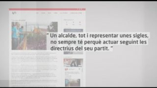 L'alcalde de Parets Sergi Mingote valora la relació PSC-PSOE
