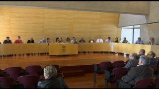 El ple de Mollet rebutja el 155, la DUI i l'empresonament dels consellers