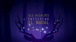 Els alcaldes feliciten el Nadal