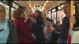 Mollet estrena un nou bus híbrid, el segon de la flota de la ciutat