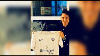 Jéssica Rodríguez fitxa pel B93 Copenhaguen