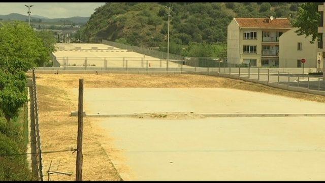 Ja hi ha data per començar les obres de la llosa del soterrament de la via del tren a Montmeló