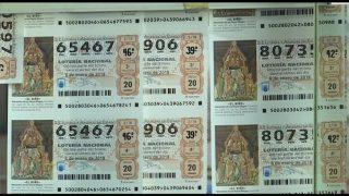 Buscar la sort amb la loteria del Nen