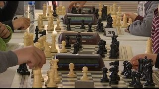 El torneig d'escacs de Parets mostra l'alt nivell dels joves jugadors