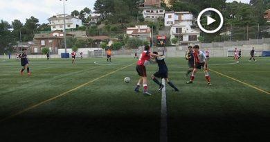 El futbol anglès visita Martorelles