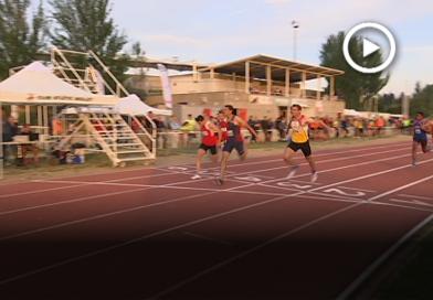 400 atletes al Míting d'atletisme Ciutat de Mollet