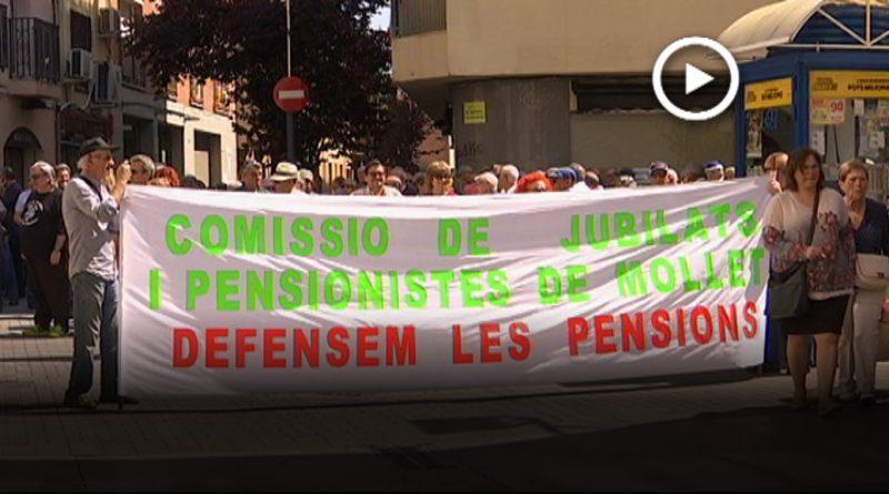 Els pensionistes de Mollet, Montornès i Montmeló volen unir forces i crear una plataforma unitària