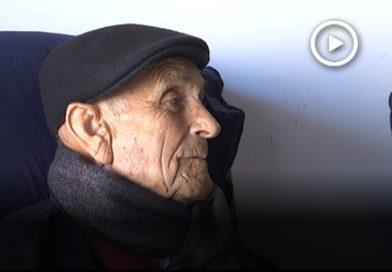 """EleuterioFerrer: """"Durant la guerra em van fer presoner tres vegades"""""""