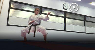 Laia Ferrer debuta en un campionat d'Espanya de Karate amb un bronze