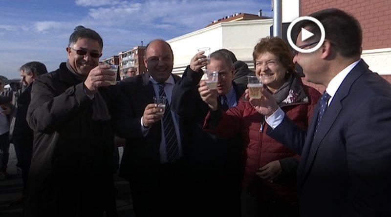 S'inaugura l'espai urbà de la Llosa de Montmeló