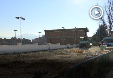 El nou pàrquing públic de Parets entrarà en funcionament en un mes