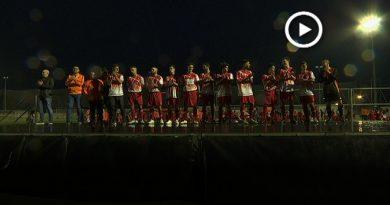 El CF Mollet UE presenta els 39 equips d'aquesta temporada