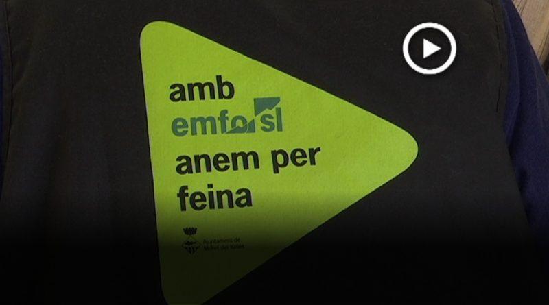 1.300 persones troben feina a través del servei d'orientació d'EMFO