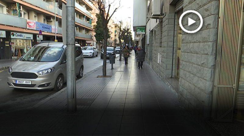 (Actualitzada) Les obres de millora al carrer Gaietà Vinzia s'ajornen a petició dels comerciants